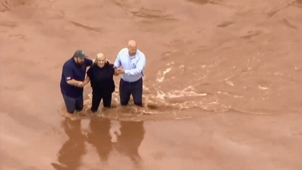 Recent flooding affects at least 1,000 homes in Oklahoma