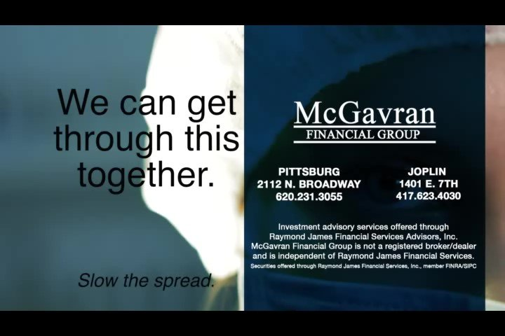 Slow The Spread Mcgavran Financial Group