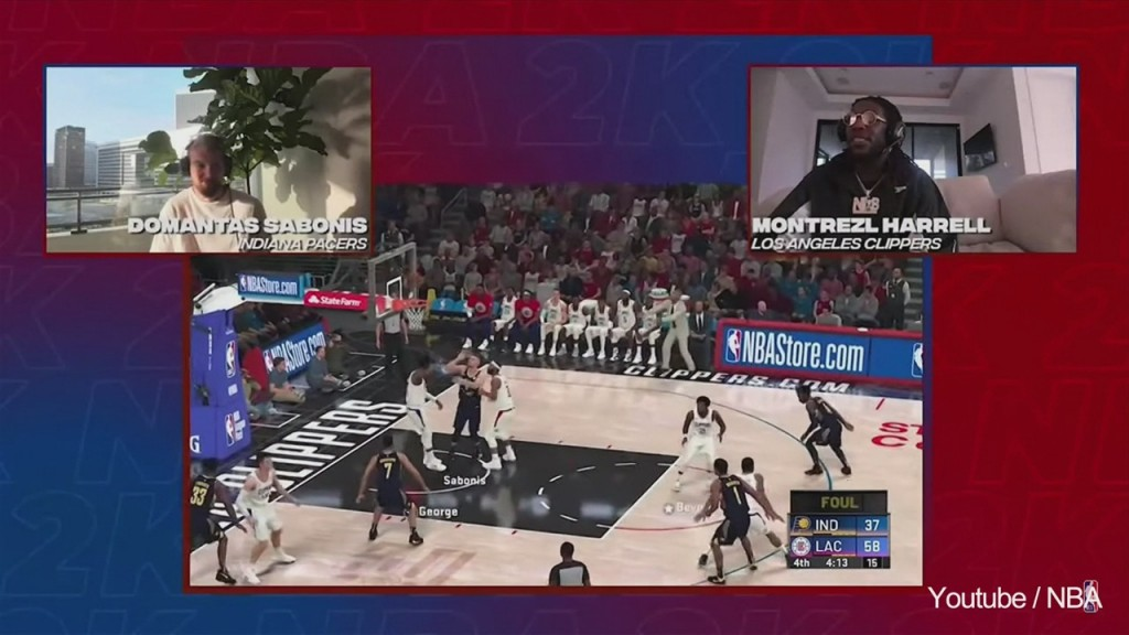 The List: Nba 2k Tournament