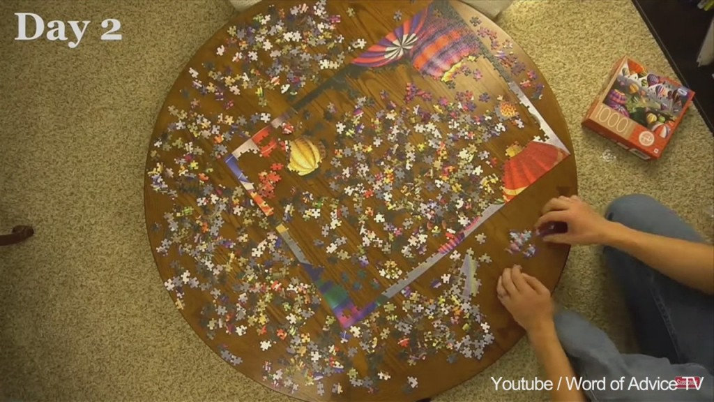 Boredom Buster: Puzzles