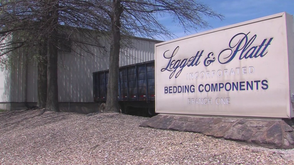 Leggett And Platt Temporarily Lays Off More Than 400 Employees