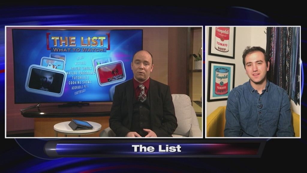 The List: Chris Warner Edition