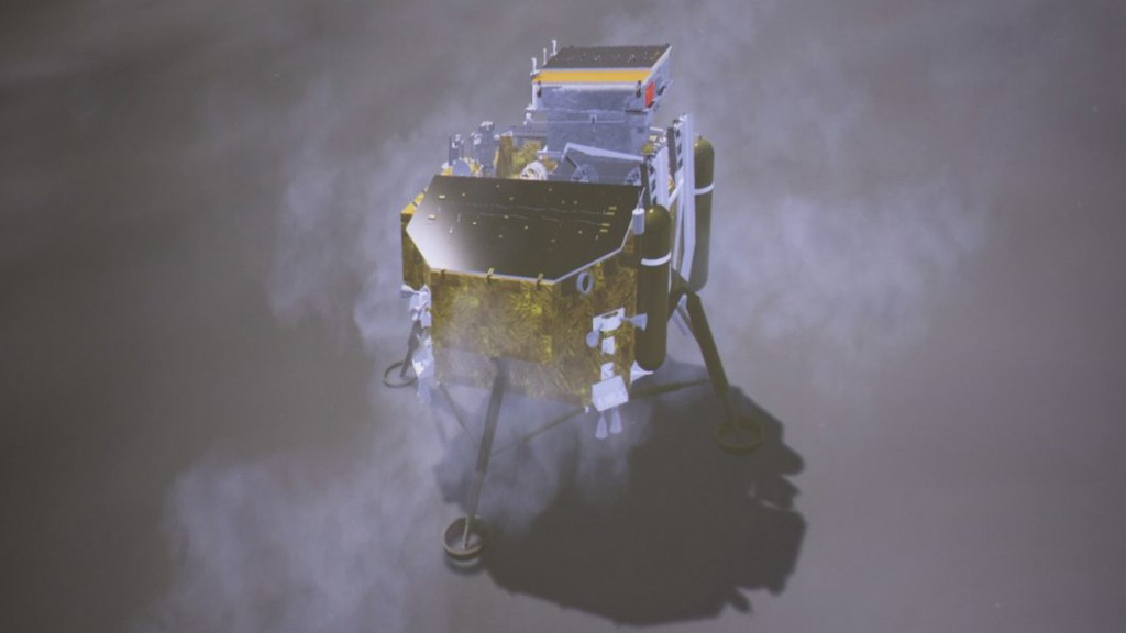 China's moon mission just start of its space ambitions