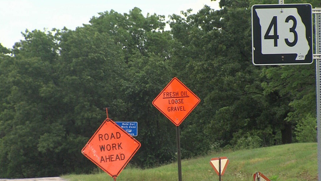 MODOT receives several phone calls about Newton County construction