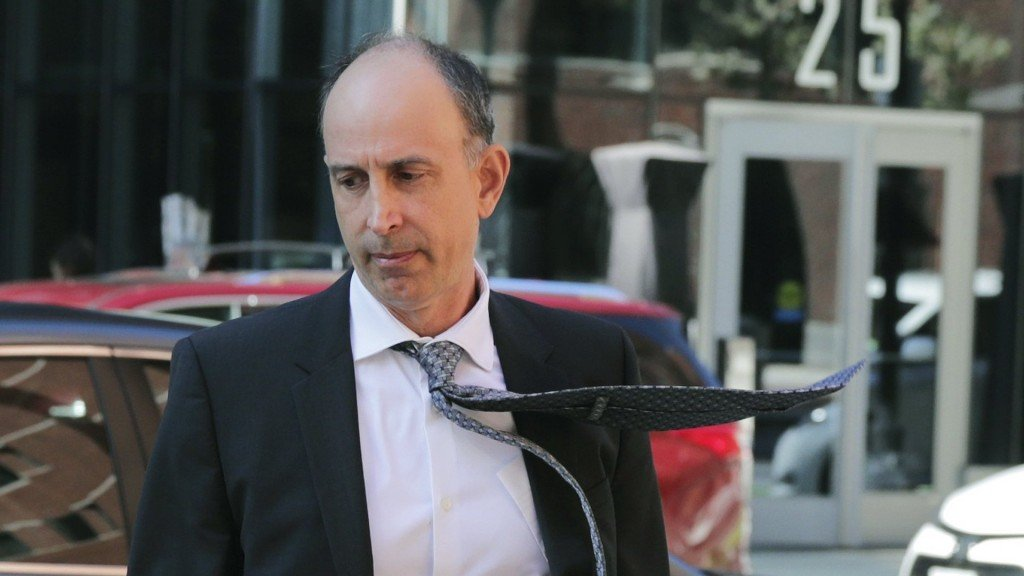 3rd parent sentenced in college admissions scam gets 4 months in prison