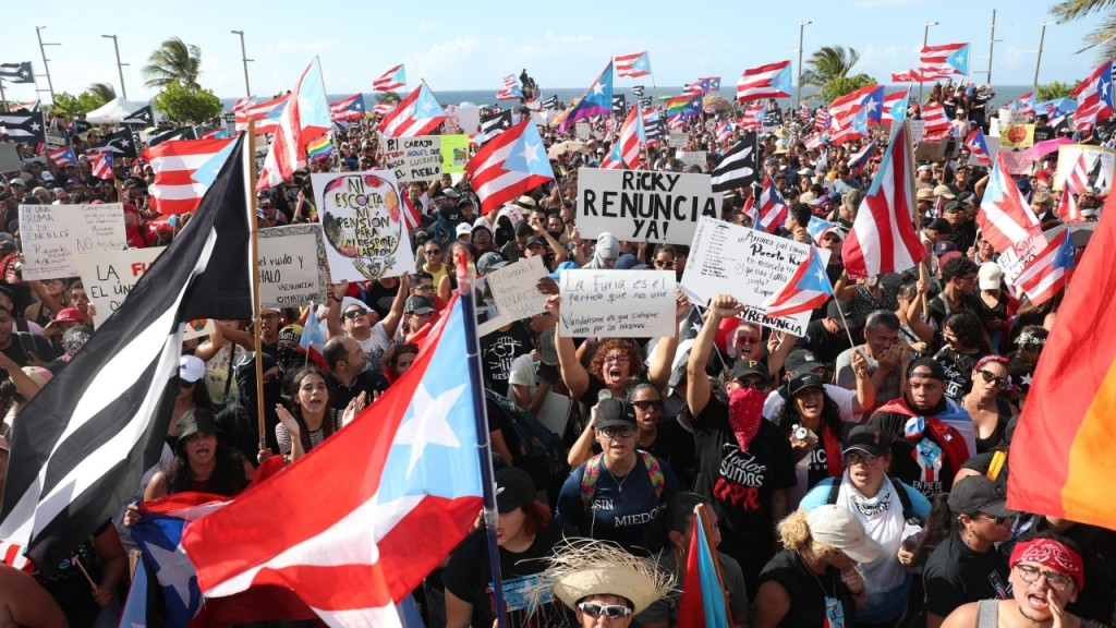 Debt, hurricanes, texting: Puerto Rico's troubles explained