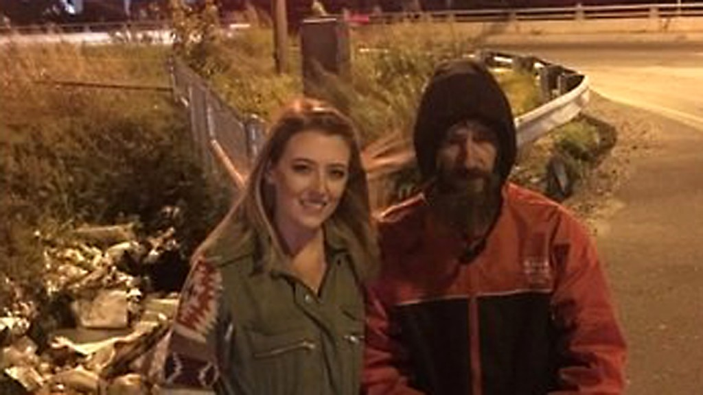 Homeless man in GoFundMe case arrested