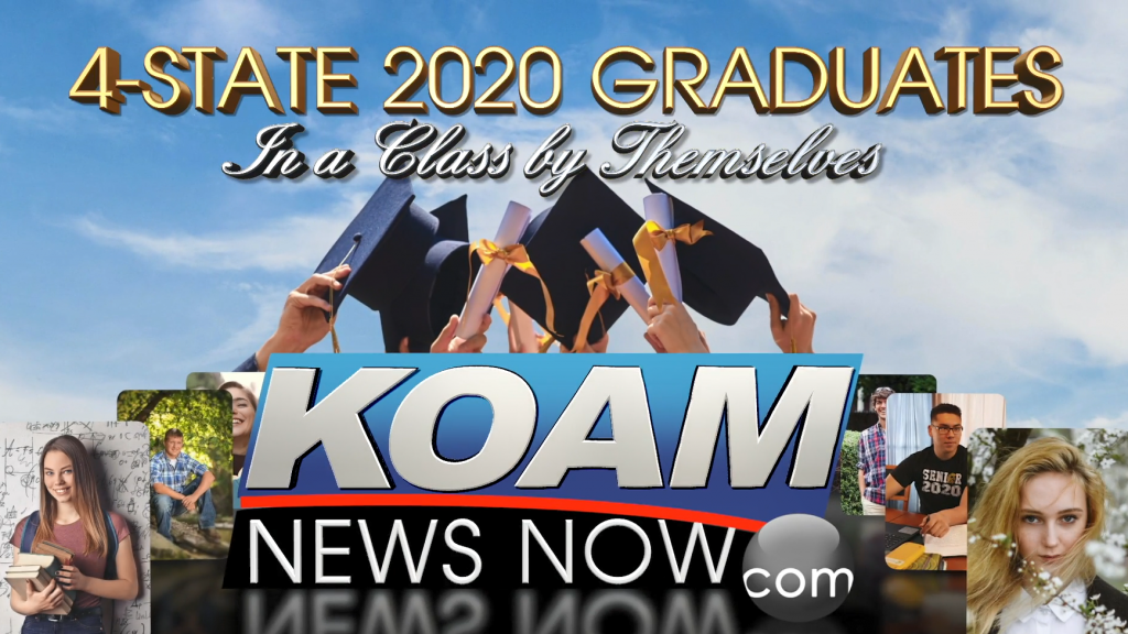 2020 Senior Sendoff Graphic, Koam News Now
