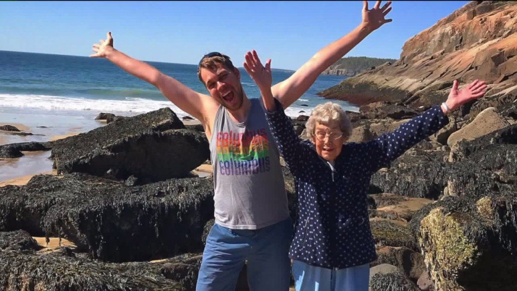 89-year-old attempts to visit every national park