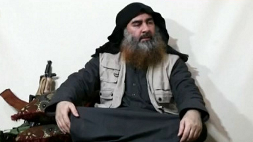 How ISIS leader Abu Bakr al-Baghdadi became feared preacher of hate