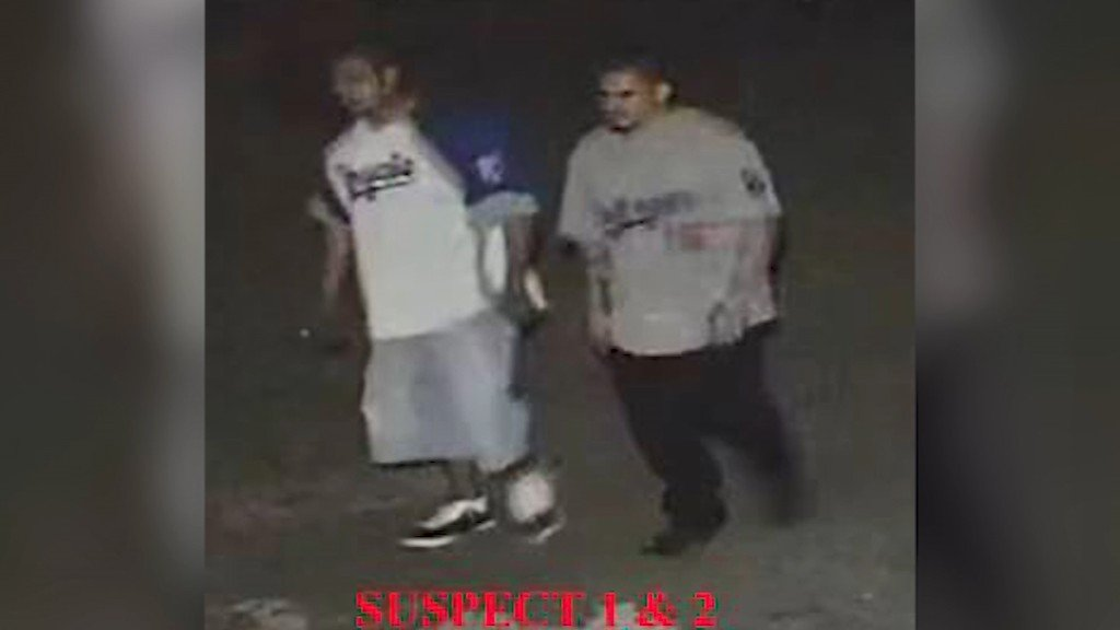 Police release images of suspected bar shooters