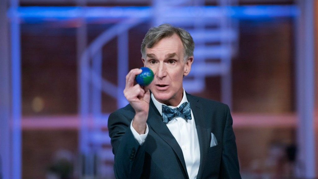 Bill Nye: It's time to grow up, realize planet is on fire