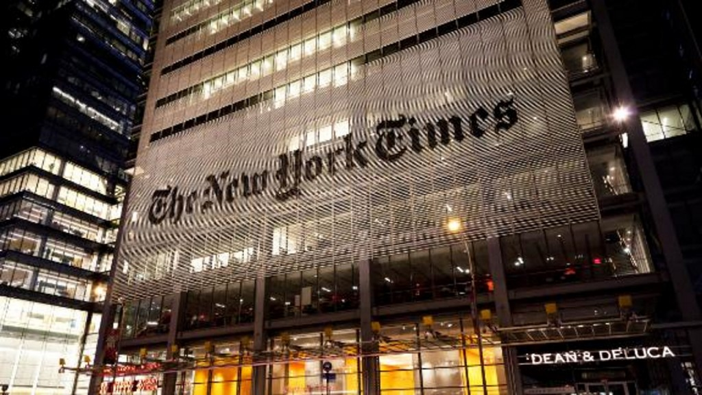 New York Times cites dangers reporter face in Trump era