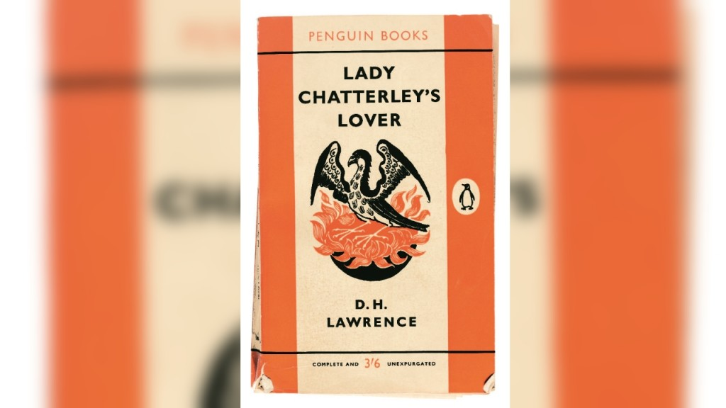 Copy of 'Lady Chatterley's Lover' barred from leaving UK