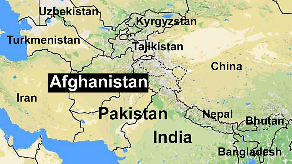 Dozens killed in mosque explosion in Afghanistan