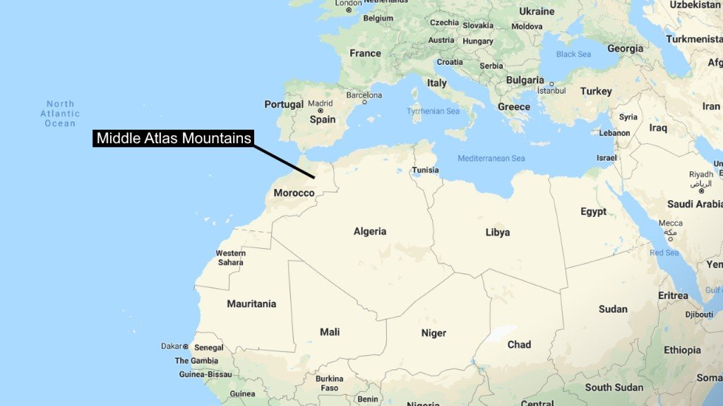 Picture of: Middle Atlas Mountains Archives Koam