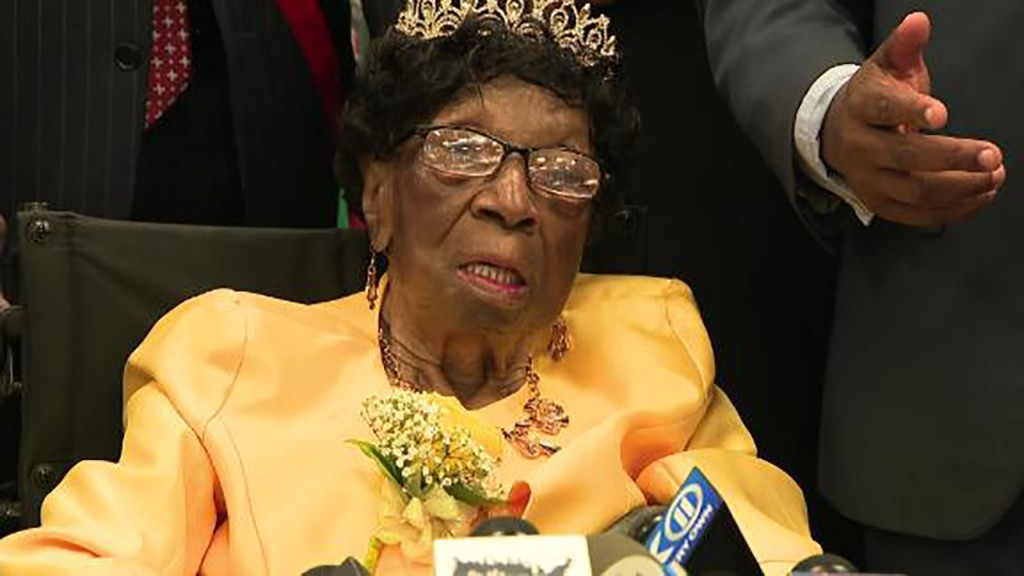 Oldest person in America dies at 114