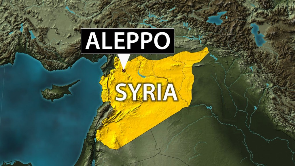 US and UK point to Russia, Assad forces for Aleppo attack