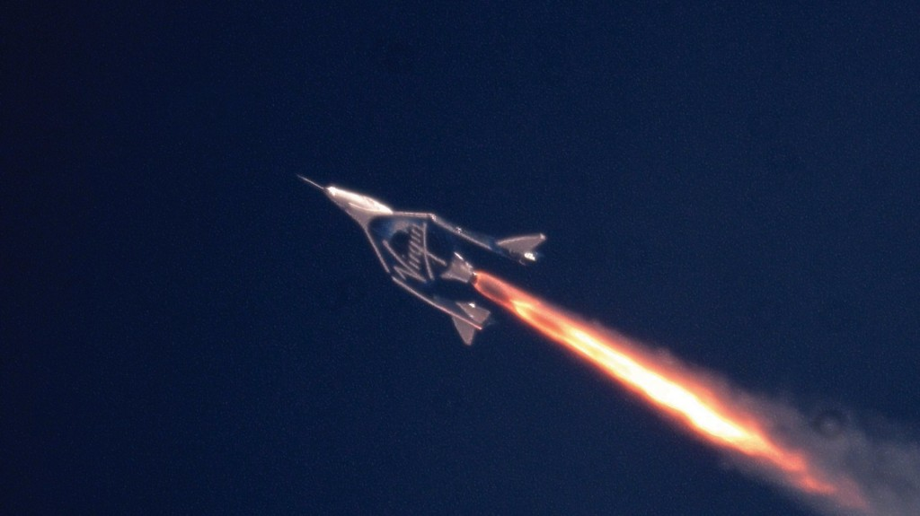 Virgin Galactic to make second key test flight to space