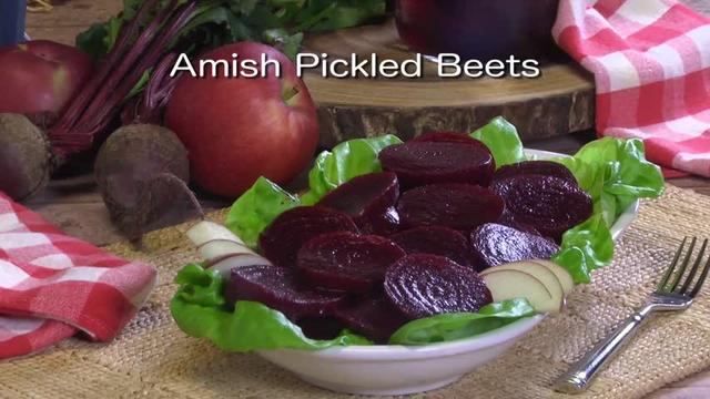 Mr. Food: Amish Pickled Beets
