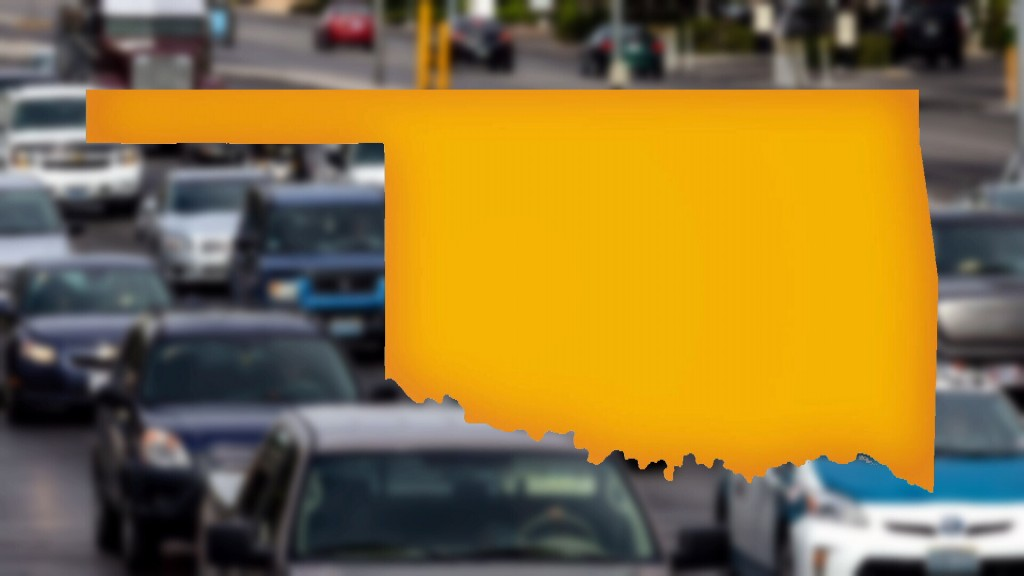 Oklahoma's license-plate scanners flag 2,100 vehicles