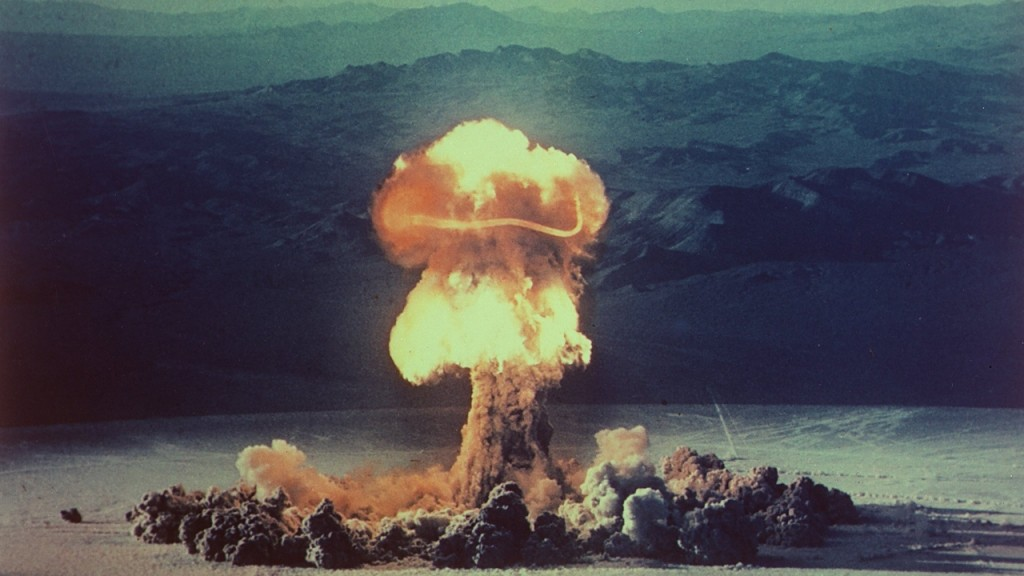 Radioactive carbon from Cold War nuclear tests found deep in ocean