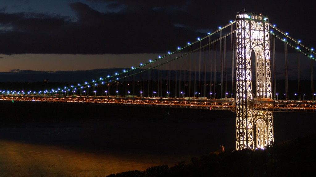 NJ man arrested trying to gain access to George Washington Bridge