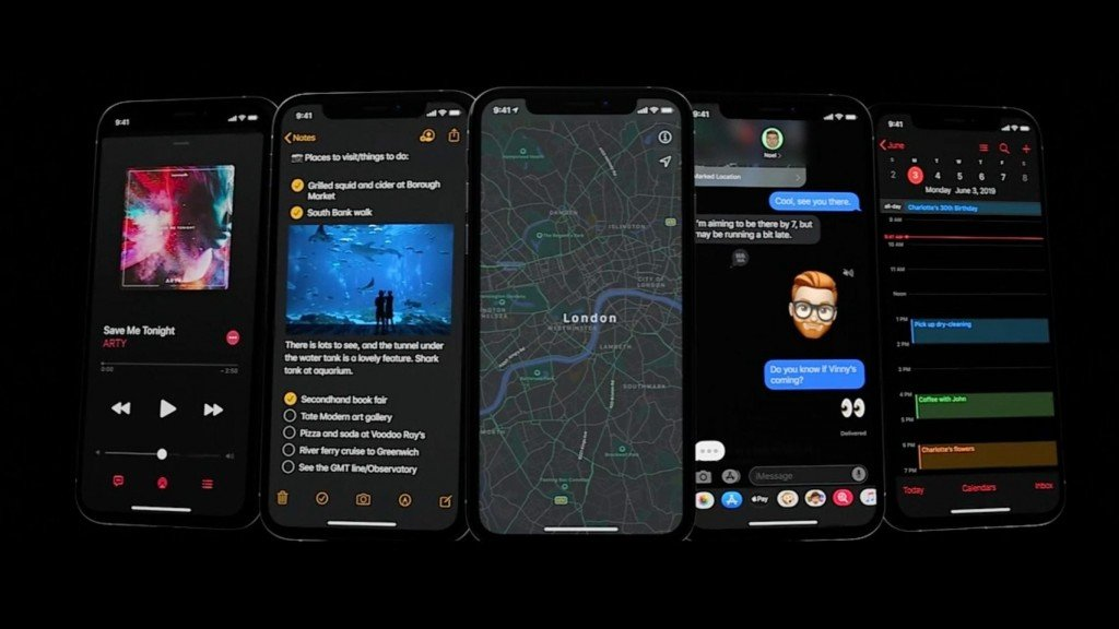 Flaw in iOS 13 can expose your contact details