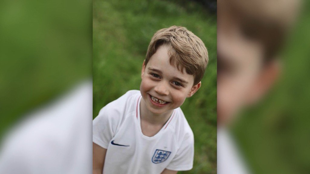 New photos of Prince George released to mark his 6th birthday