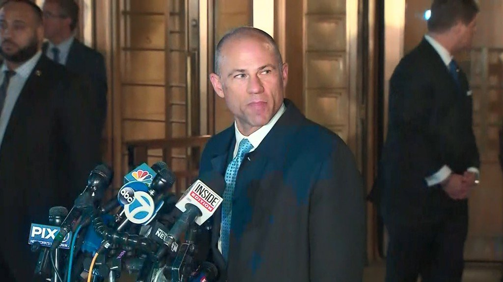 Avenatti confident that he will be 'fully exonerated'