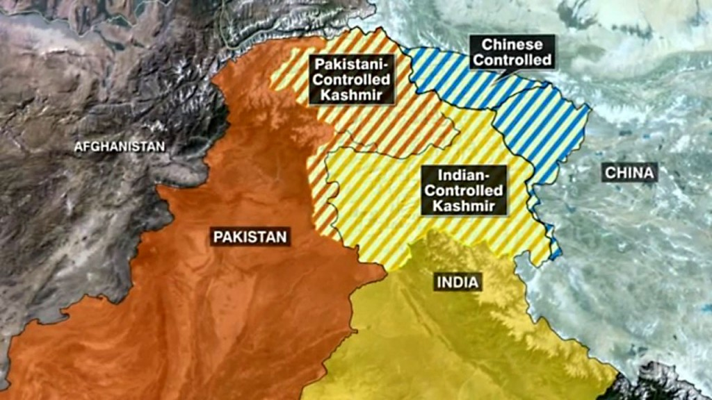 US looking into reports Pakistan violated arms agreement in Kashmir