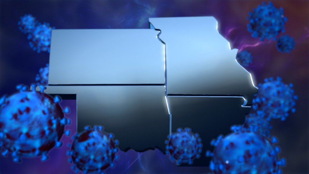 4 States And Coronavirus Background