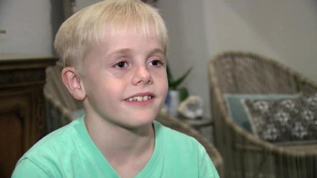 Florida boy uses his birthday money to give teacher 'pay raise'