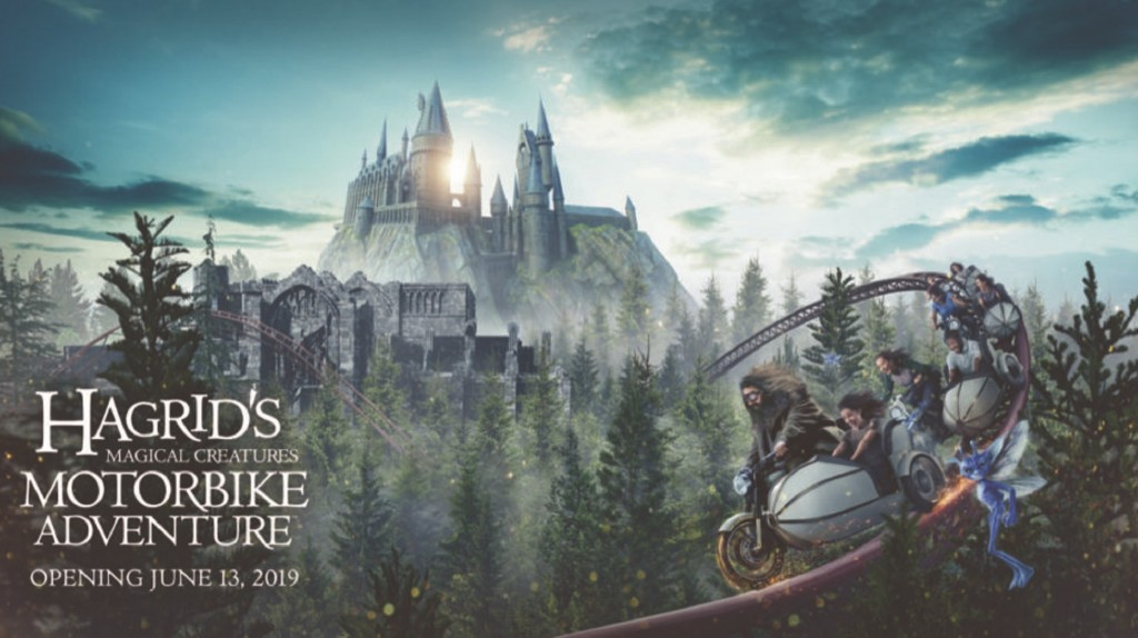 Hagrid roller coaster to open at Wizarding World of Harry Potter