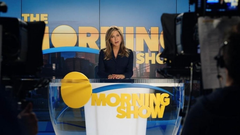 'The Morning Show' sounds muted alarm for Apple TV+