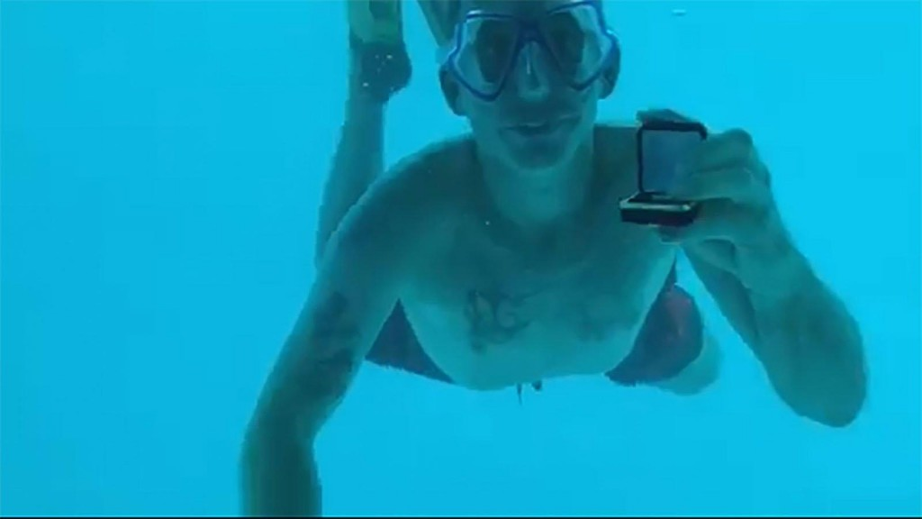 American drowns after proposing to girlfriend underwater in Tanzania