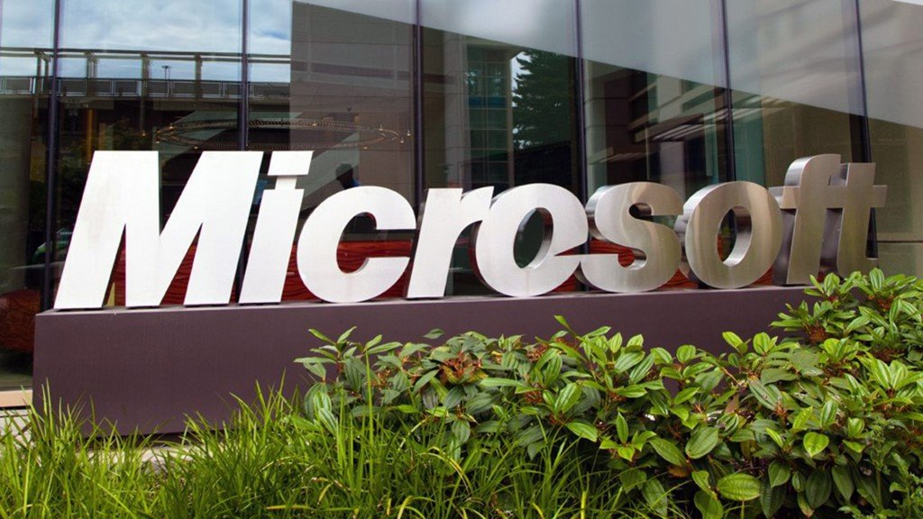 Microsoft stock hits all-time high