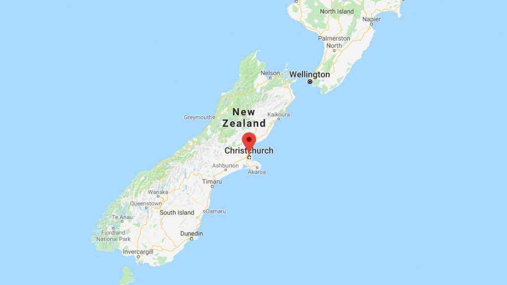 New Zealand man arrested over suspected explosive device