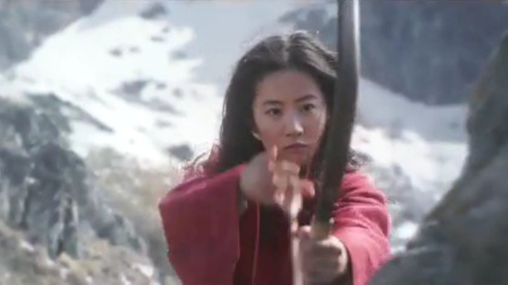 Hong Kong protesters call for boycott of Mulan live-action movie
