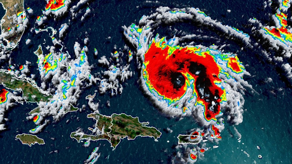 A few reasons why Hurricane Dorian is particularly dangerous