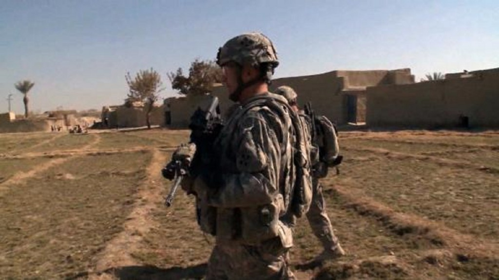 The evolving face of the US mission in Afghanistan