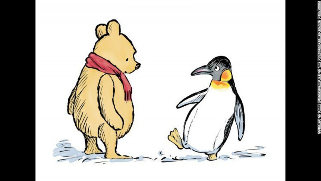 Oh, bother!  A Pooh quiz 2