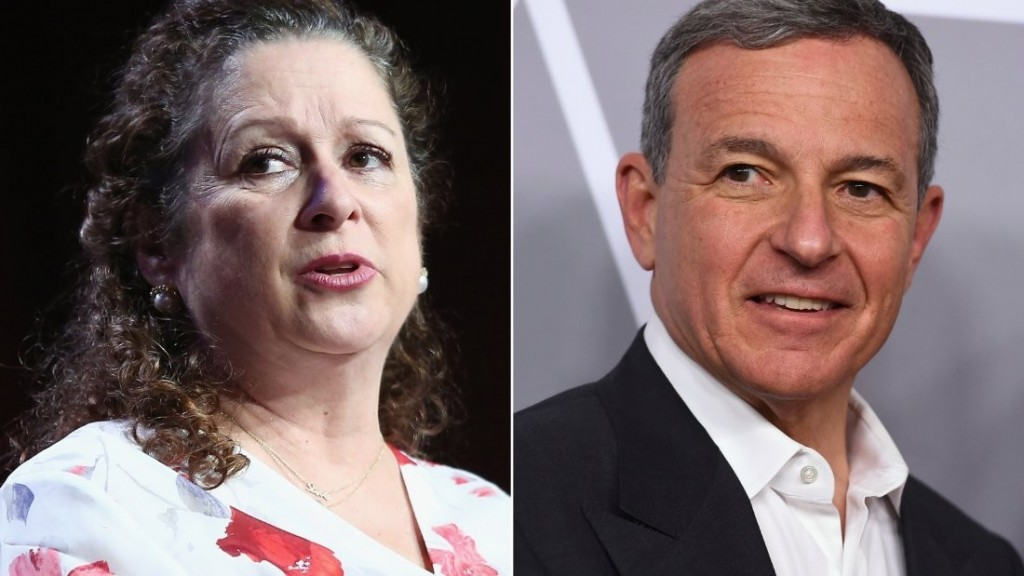 Roy Disney's granddaughter thinks Bob Iger's paycheck is 'insane'