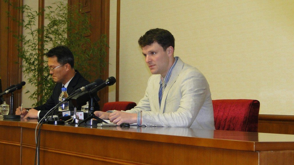 Otto Warmbier's parents will have dinner at the White House