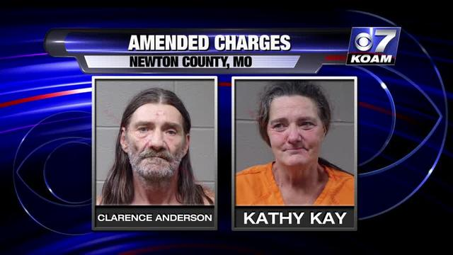 Anderson Murder Charge