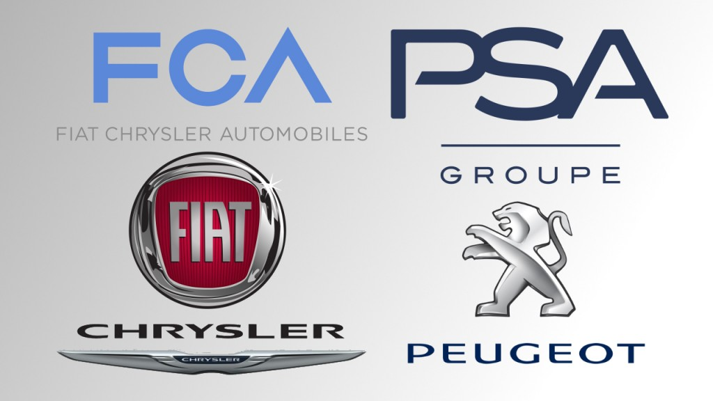Fiat Chrysler, Peugeot owner agree to merge in mega auto deal