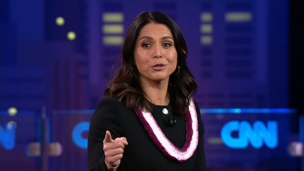 Hawaii Rep. Tulsi Gabbard won't seek reelection to Congress in 2020