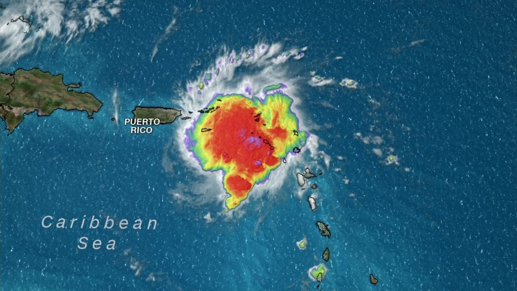 Dorian could hit Florida or Georgia as hurricane by Labor Day