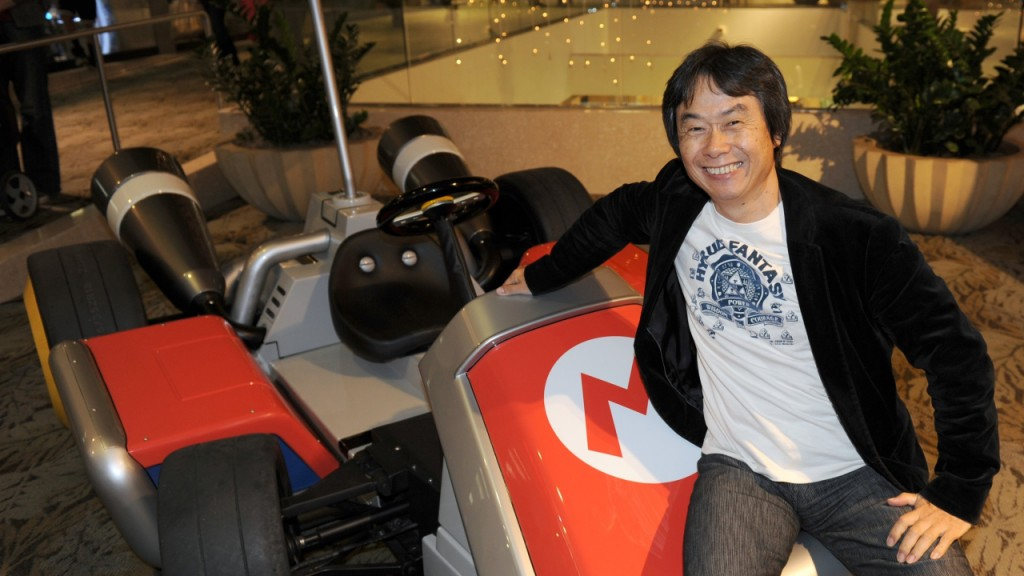 'Mario Bros.' creator to be given one of Japan's highest honors