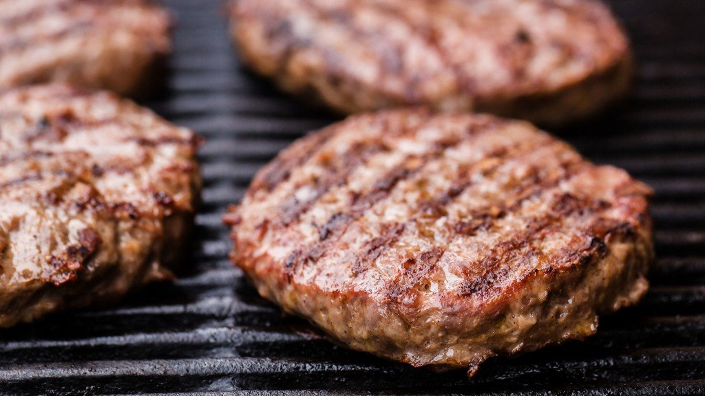 Nearly 8 tons of beef patties recalled